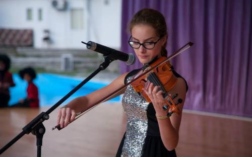 Скрипка -соло г. Запорожье