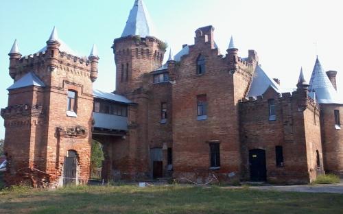 замок В. Попова